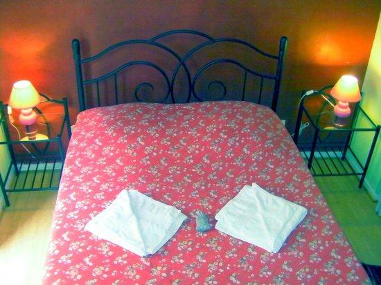 Hotel Confort : Bedroom view
