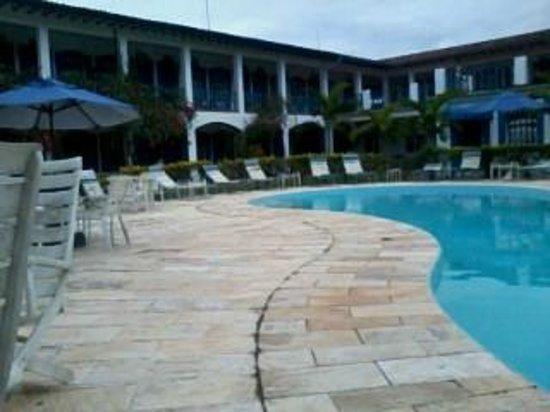 Hotel Porto do Eixo: PISCINA DO HOTEL