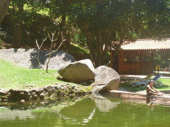 Pousada Paraiso : piscina natural