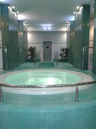 Hotel Berlaymont Brussels : Le SPA
