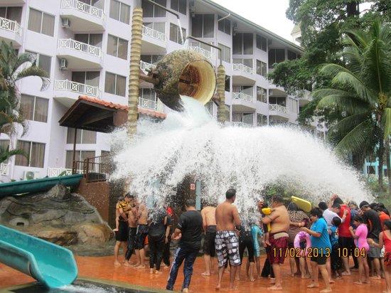 Desaru Golden Beach Hotel: special entertainment for families
