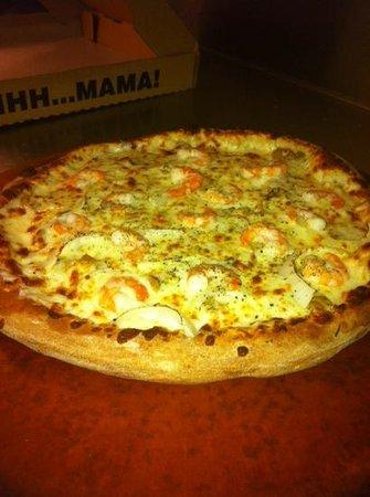 Mama Mia Pizzeria: Delicious....