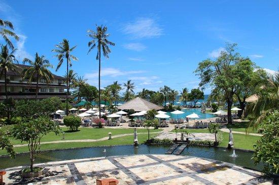 Discovery Kartika Plaza Hotel : View from the Lobby