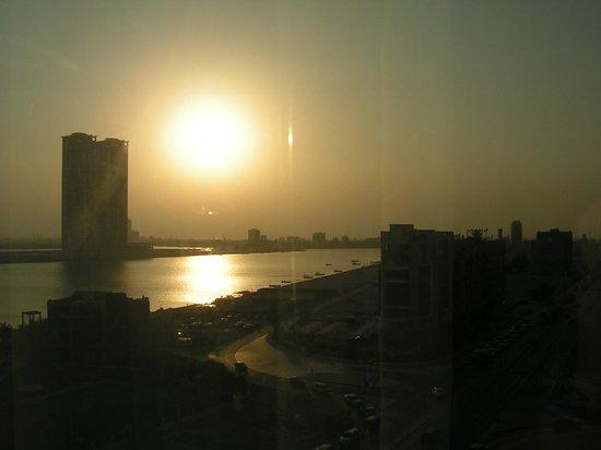 Doubletree by Hilton Ras Al Khaimah: Вид на залив