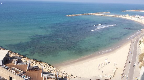 Carlton Tel Aviv: View from the room