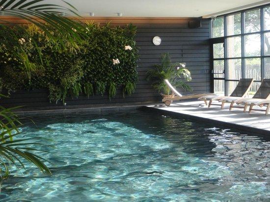 La Gree des Landes: La nouvelle piscine