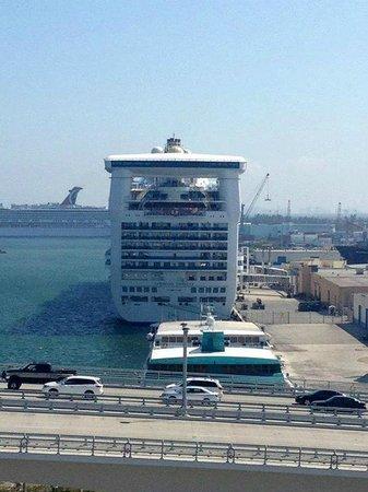 Hilton Fort Lauderdale Marina: View