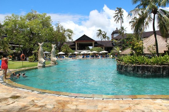 Discovery Kartika Plaza Hotel: main pool