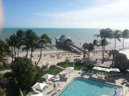 The Reach Key West, A Waldorf Astoria Resort : Beautiful View From Our Room!!
