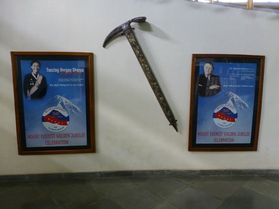 International Mountain Museum: Tenzing 'You will always be in our midst' - Hilary 'Nepal shall always be indebted to you'