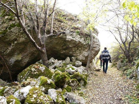 Kavarna, Bułgaria: Археололгический резерват Яйлата, Каварна