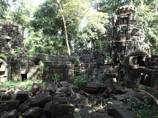 Banteay Meanchey Cambodia  city photos : Temple Picture of Banteay Chhmar, Banteay Meanchey Province ...