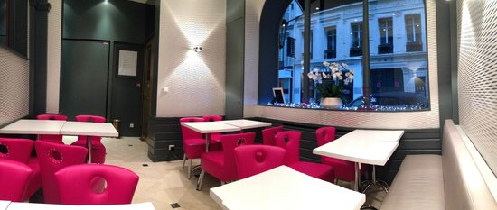 Hotel Royal Opera: breakfast area