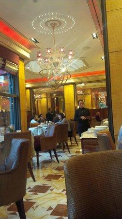 Hotel Principe Di Savoia: Acanto Restaurant