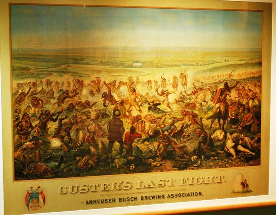 Buffalo Bill Grave and Museum: Custer's Last Stand Picture