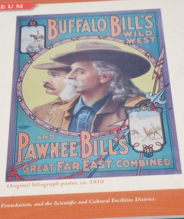 Buffalo Bill Grave and Museum: Poster