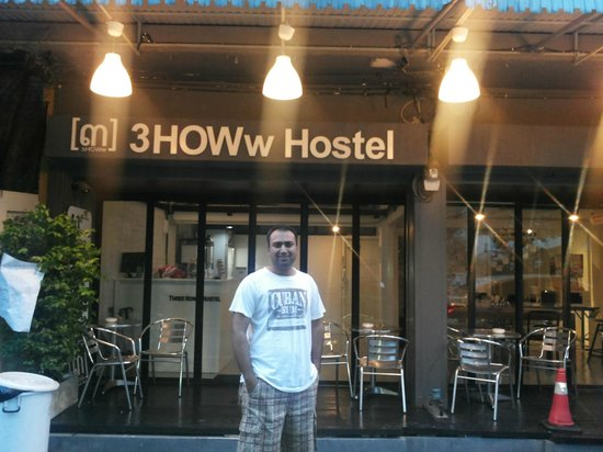 3Howw Hostel Khaosan : Entrance