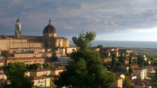 San Francesco Hotel: вид из окна