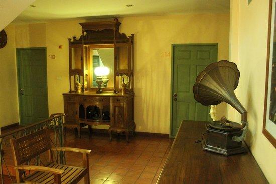 Siamese Views Lodge: hall étage