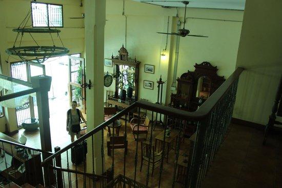 Siamese Views Lodge: Hall de l'hotel