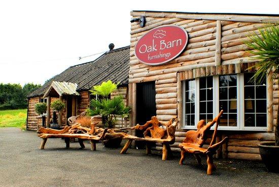 Oak Barn Furnishings Budleigh, Oak Barn Furniture