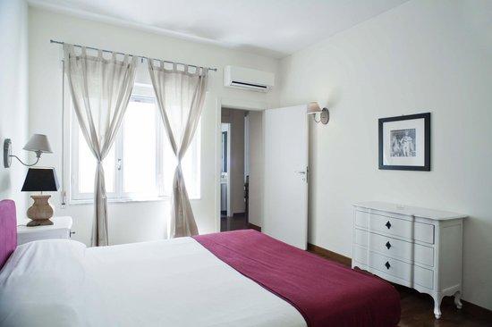 Residenza dell'Olmata: Appartamento B 312 - Camera da letto