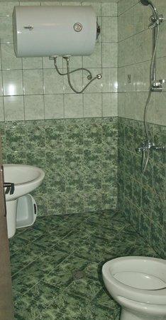 Guest House Raikovi : Туалет, душ