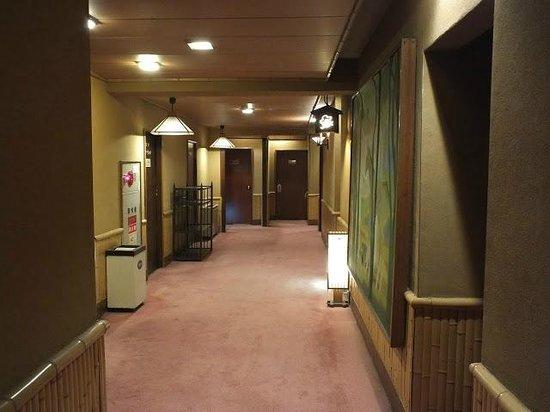 Hotel Edoya: Interior del hotel