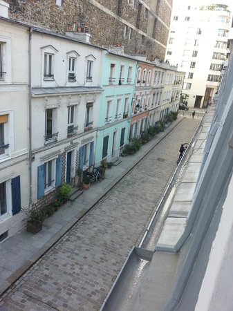 L'Hotel Particulier : View from room