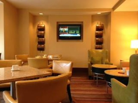 Washington Marriott at Metro Center: Concierge Lounge