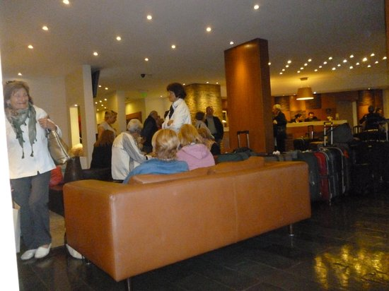 Best Western Marina Del Rey: calidez del hall