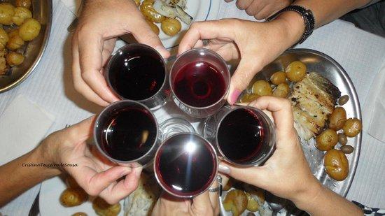 Restaurante Casa Dias: Confraternização do aniversário de uma amiga!