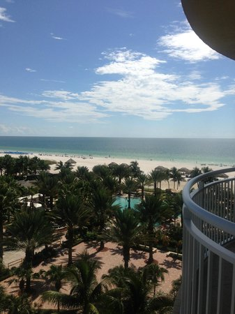 Hilton Marco Island Beach Resort--CLOSED FOR RENOVATIONS; REOPENING DEC. 1, 2017: Ocean View