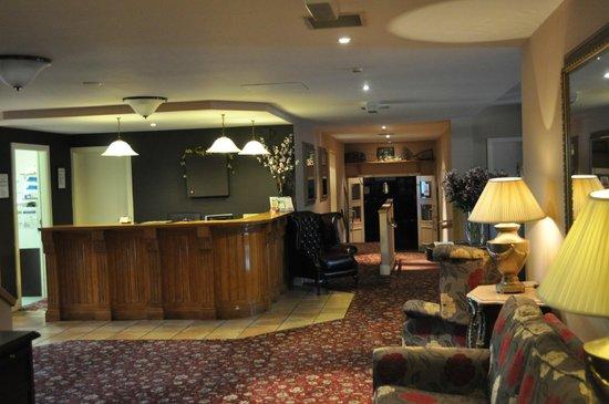 Merriman Hotel: Lobby