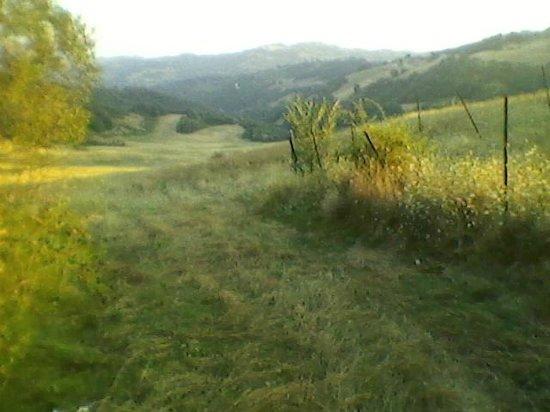 Agriturismo Valdichiascio: via di fuga
