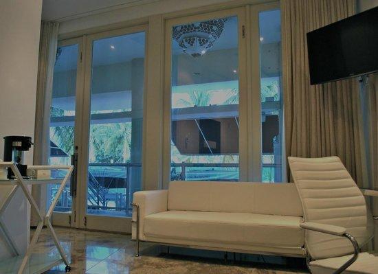 The Fritz Hotel Ocean Front Studio