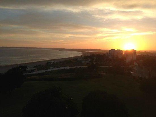Pestana Alvor Praia: Sunset