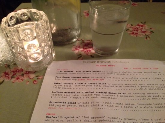 Farmer Browns: Great ambience