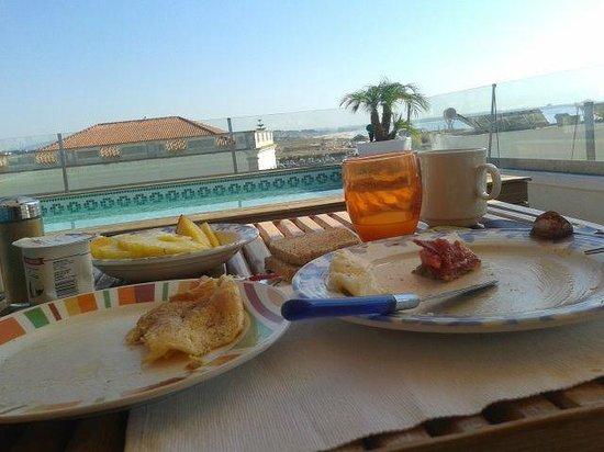 Inn Seventies : Frühstück