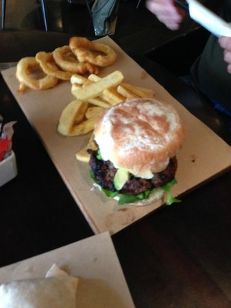 Java Cafe : nice burger