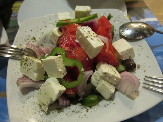 BeerTime: Greek Salad
