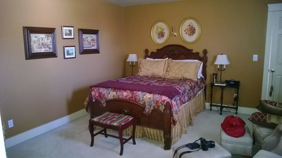 Magnolia House Bed and Breakfast: Fantastic Rooms