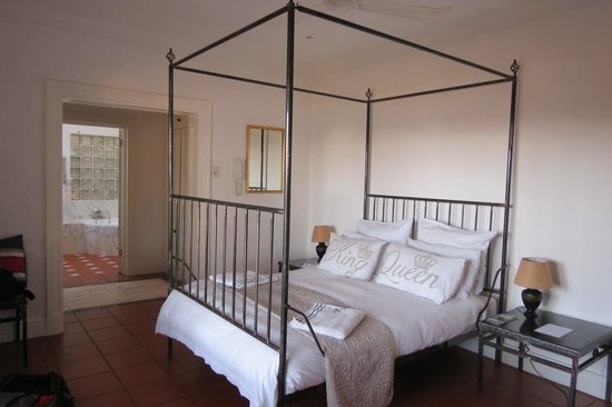 Backpackers Beach House Lodge : On-Suite Double Room