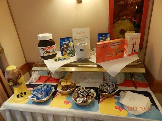 BEST WESTERN Hotel President: Breakfast Buffet
