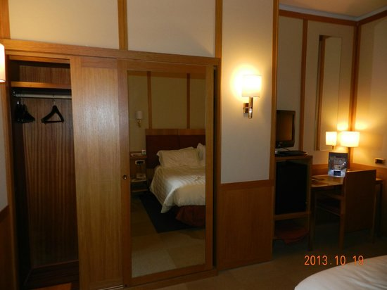 Best Western Hotel President: Our Room