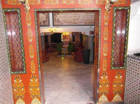 Moroccan House Hotel Casablanca: Eingangsbereich