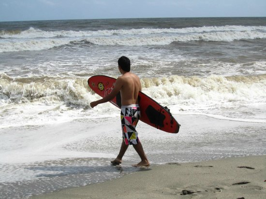 Costeno Beach Surf Camp: Costeño Beach