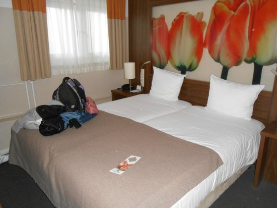 Eden Hotel Amsterdam: Idéal pour des courts séjours