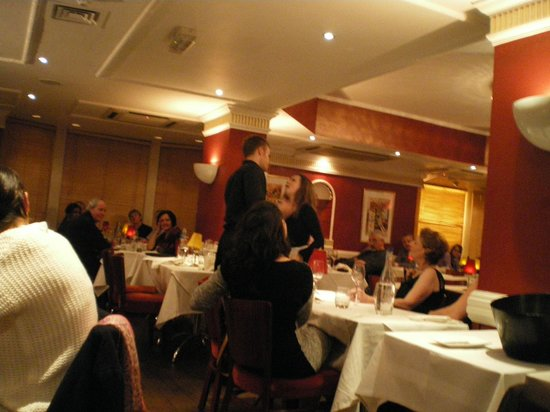 Bel Canto Restaurant: A perfect evening