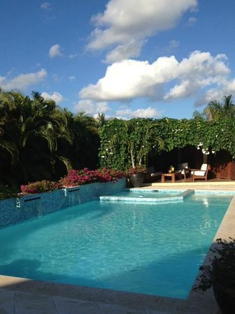 Casa de Campo Resort & Villas: Villa Pool